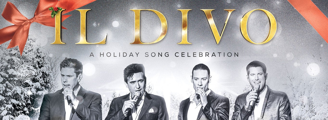 Il Divo: A Holiday Song Celebration.