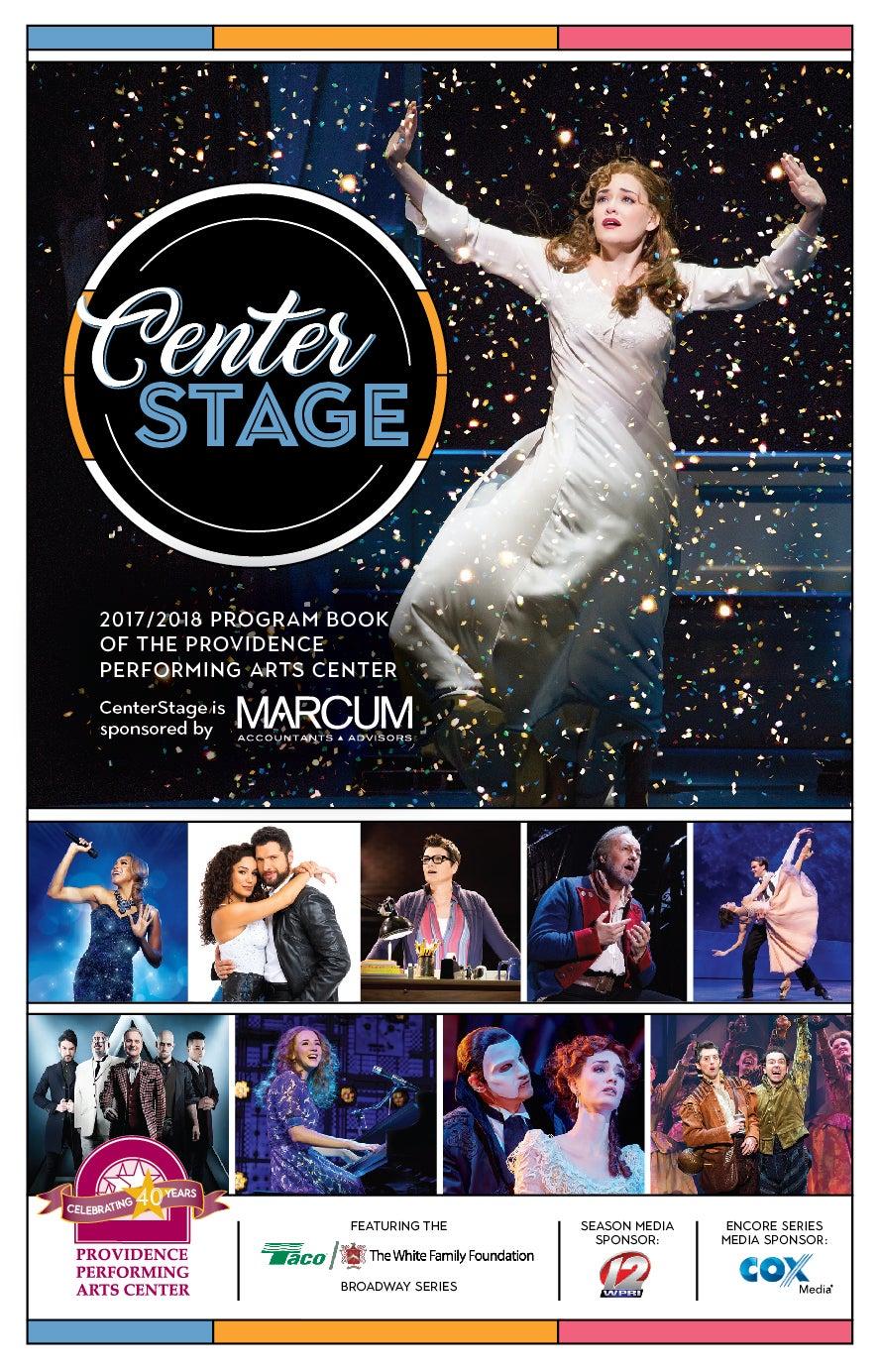 2017/2018 Centerstage