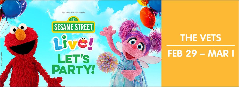 VETS - Sesame Street - Branding