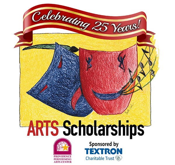 ARTS scholarship 25th Anniversary - logo