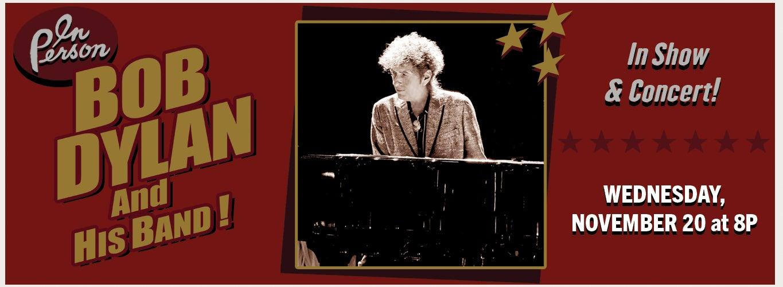 Bob Dylan Branding