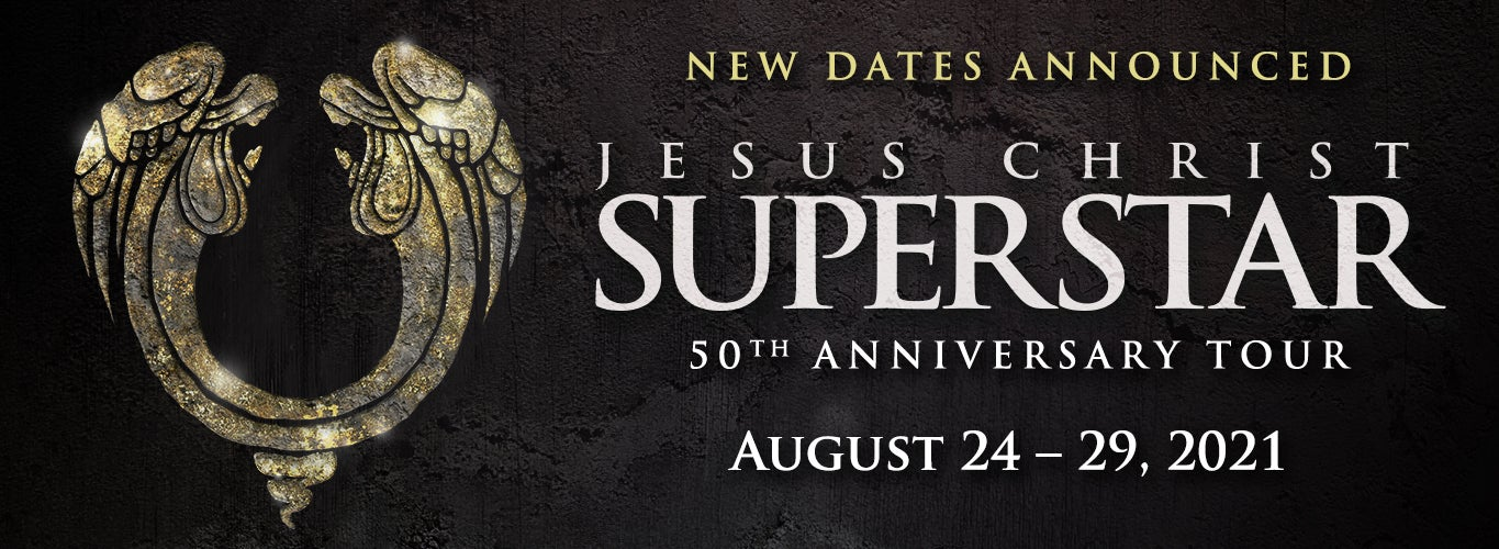 Branding - Jesus Christ Superstar (August 2021)