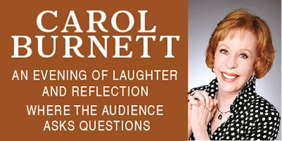 More Info for Carol Burnett