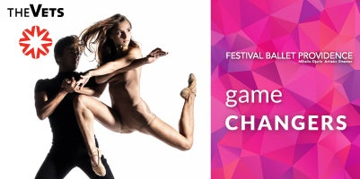 More Info for Festival Ballet Providence presents Game Changers