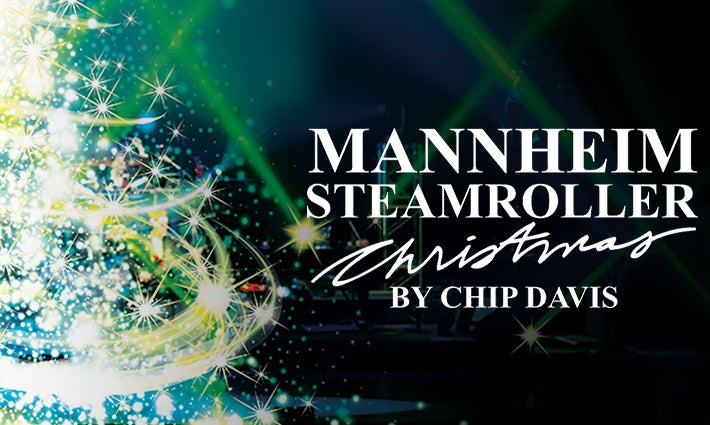 Mannheim Steamroller Christmas | Providence Performing Arts Center