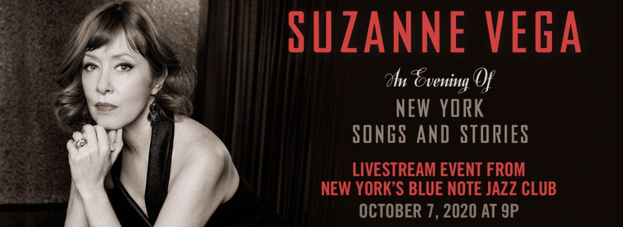 Suzanne Vega - Branding
