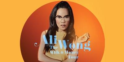 More Info for Ali Wong: The Milk & Money Tour