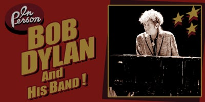 More Info for Bob Dylan And His Band