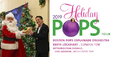 More Info for 2019 Holiday Pops Tour