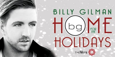 More Info for Billy Gilman: Home for the Holidays