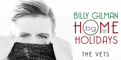 More Info for AT THE VETS: Billy Gilman: Home For The Holidays