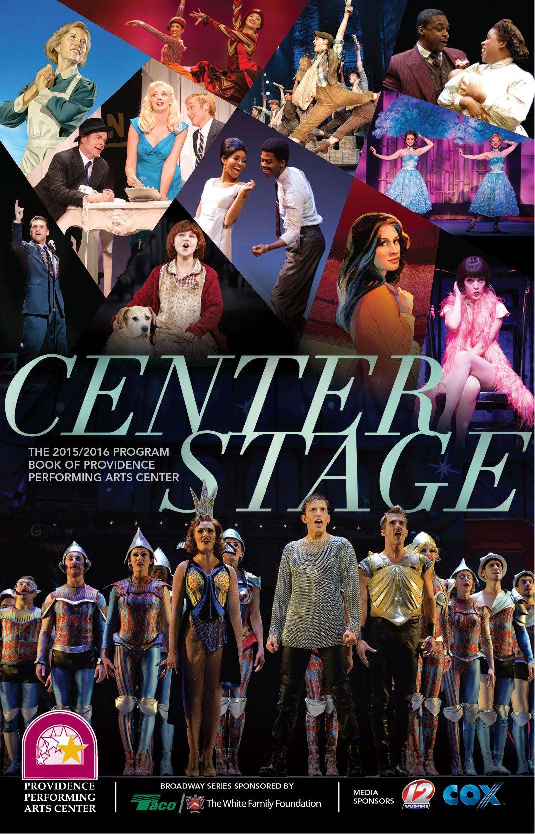 Centerstage 2015/2016