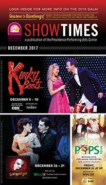 December 2017 Showtimes