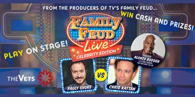 More Info for Family Feud Live! Celebrity Edition