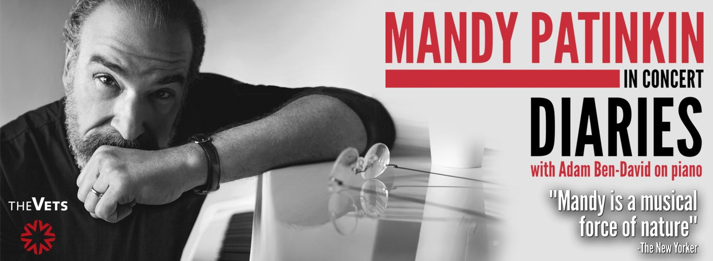 Vets - Mandy Patinkin - Branding