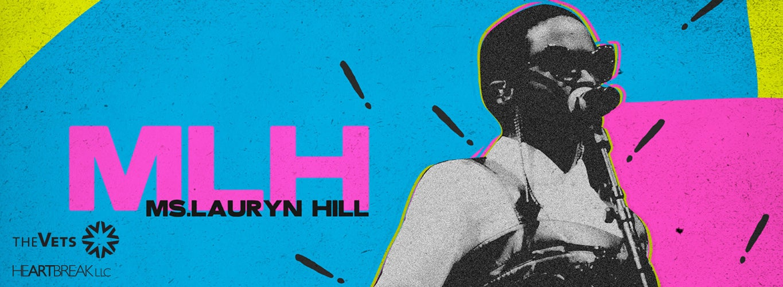 VETS - Lauryn Hill - Branding