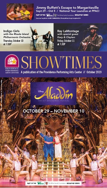 Showtimes Online - October 2019 (Thumbnail)