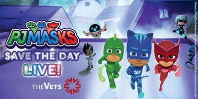 More Info for PJ Masks Live! Save The Day
