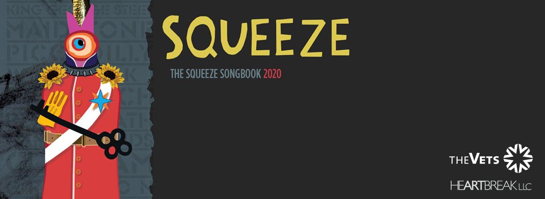 VETS - Squeeze - Branding