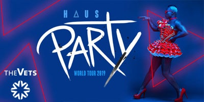 More Info for Todrick: Haus Party Tour